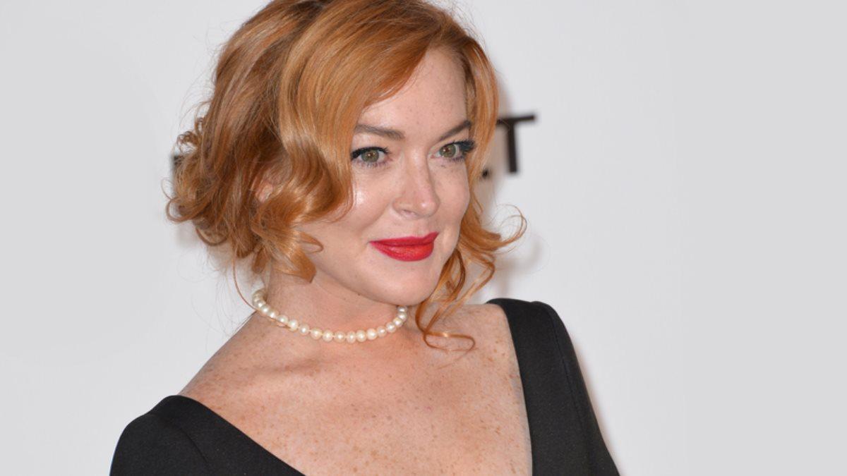 Линдси Лохан - Lindsay Lohan
