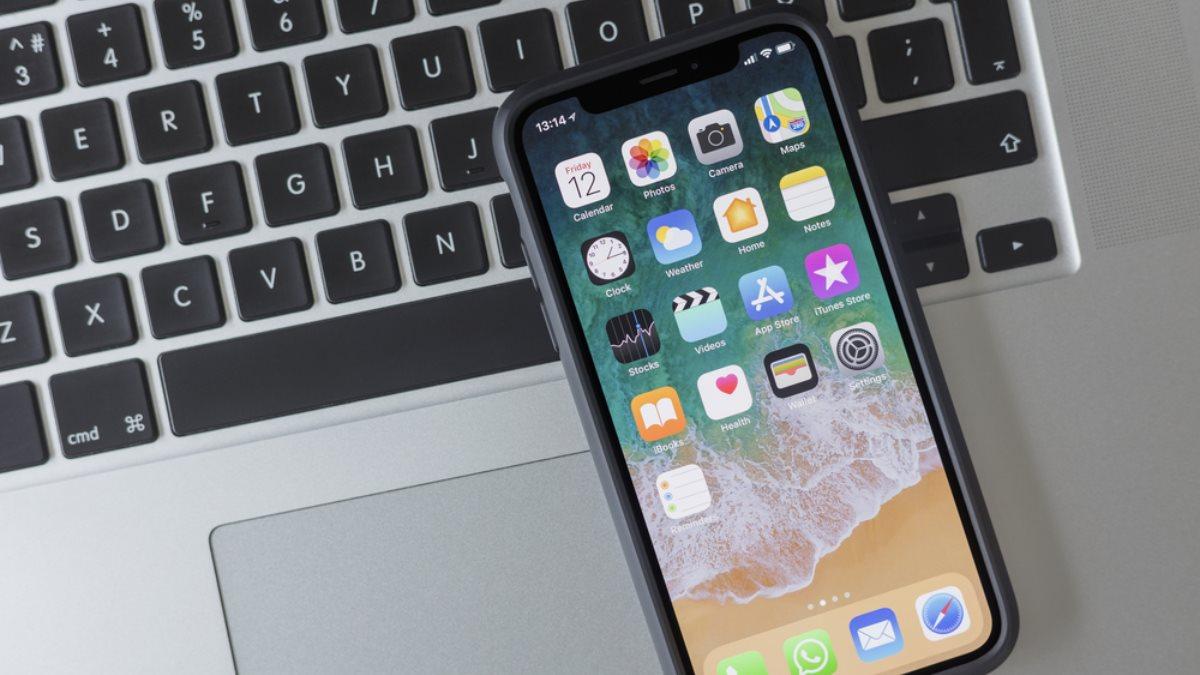 iPhone X Apple macbook pro телефон ноутбук