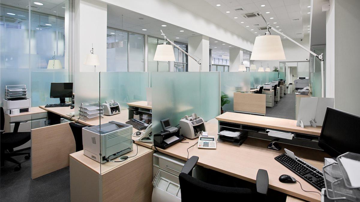 Пустой офис увольнение сокращение