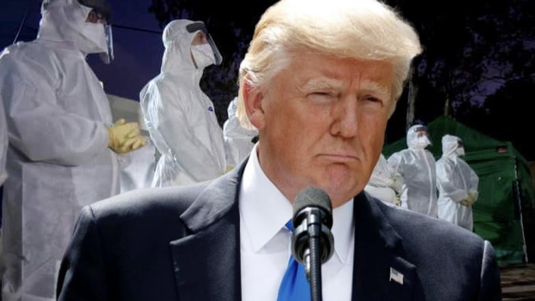 трамп объявил о расследовании происхождения коронавируса