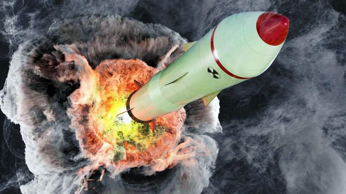 ядерная ракета пуск