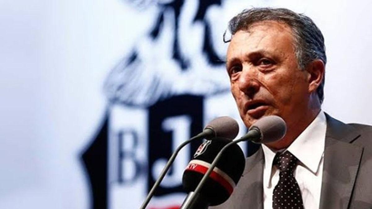 Ахмет Нур Чеби Президент «Бешикташа»