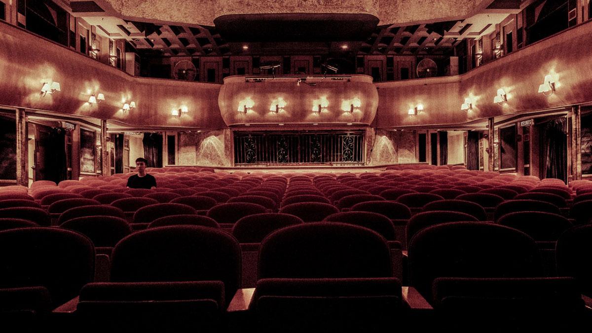 Театр сцена зал спектакль