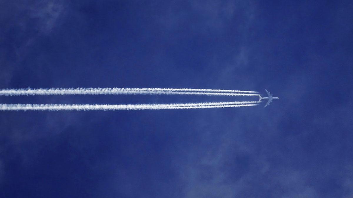 Самолёт Небо