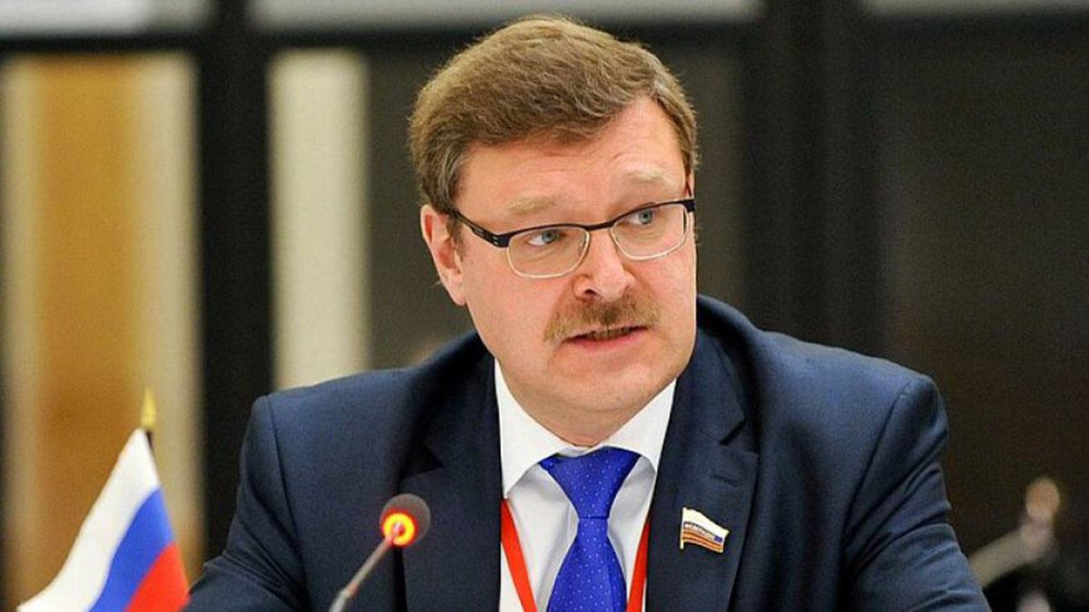 сенатор Константин Косачев