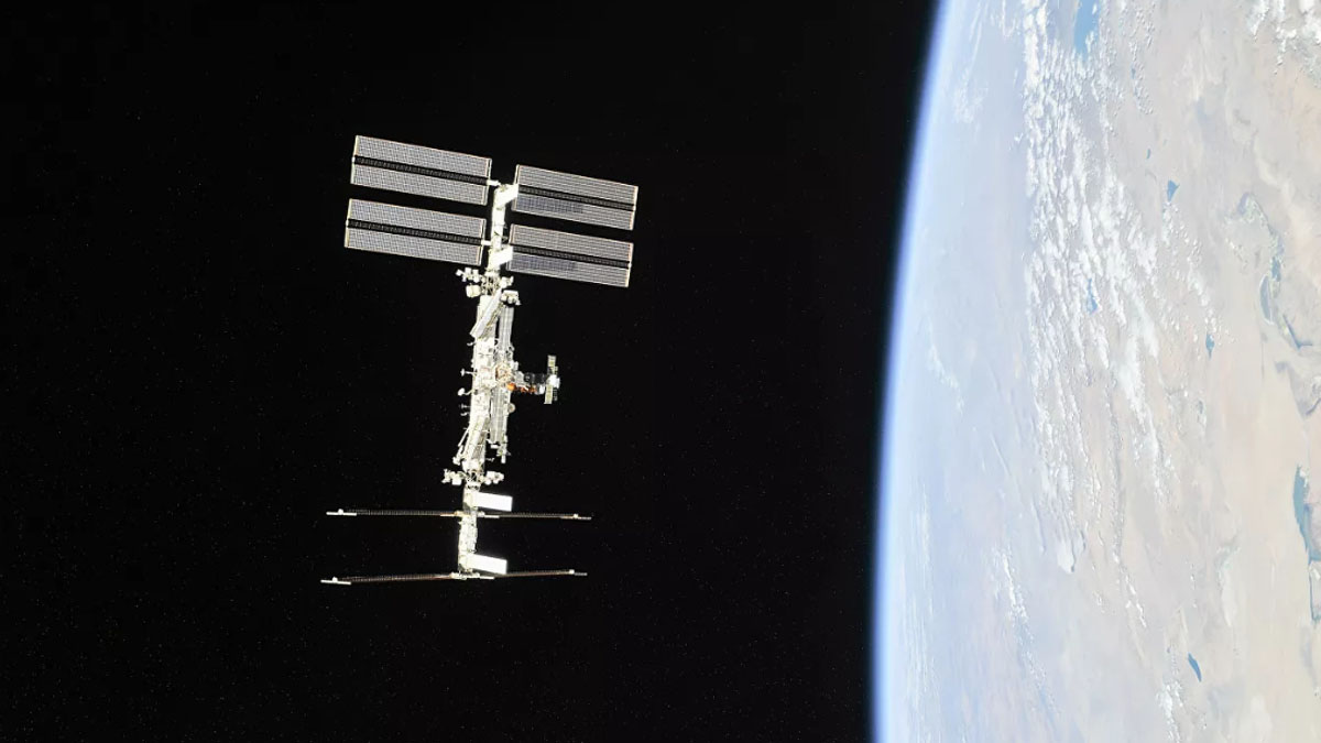 МКС Космос орбита