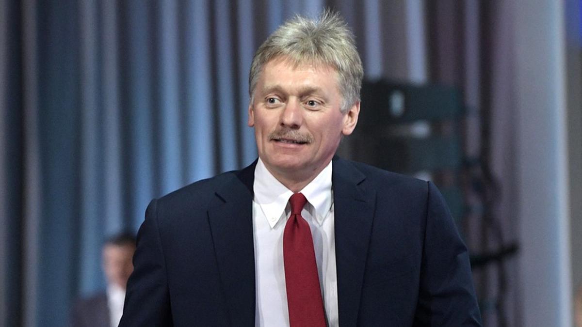 пресс-секретарь Президента Дмитрий Песков