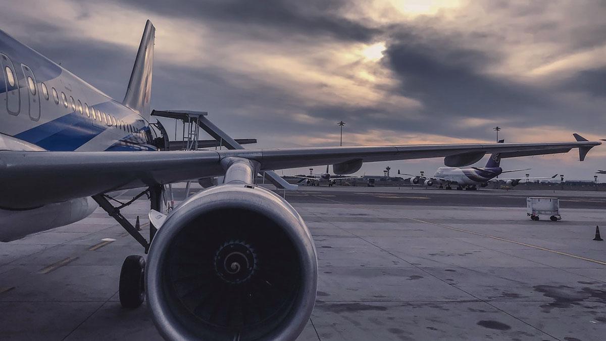 Самолёт Аэропорт