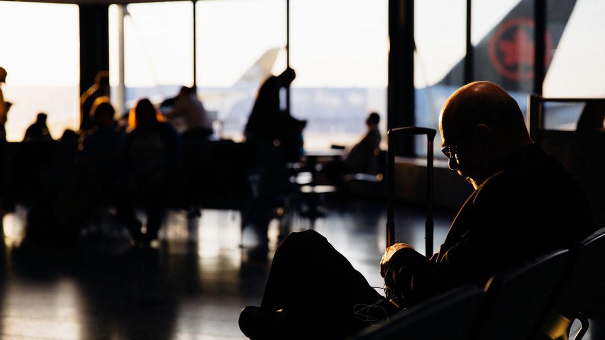 Аэропорт Пассажир