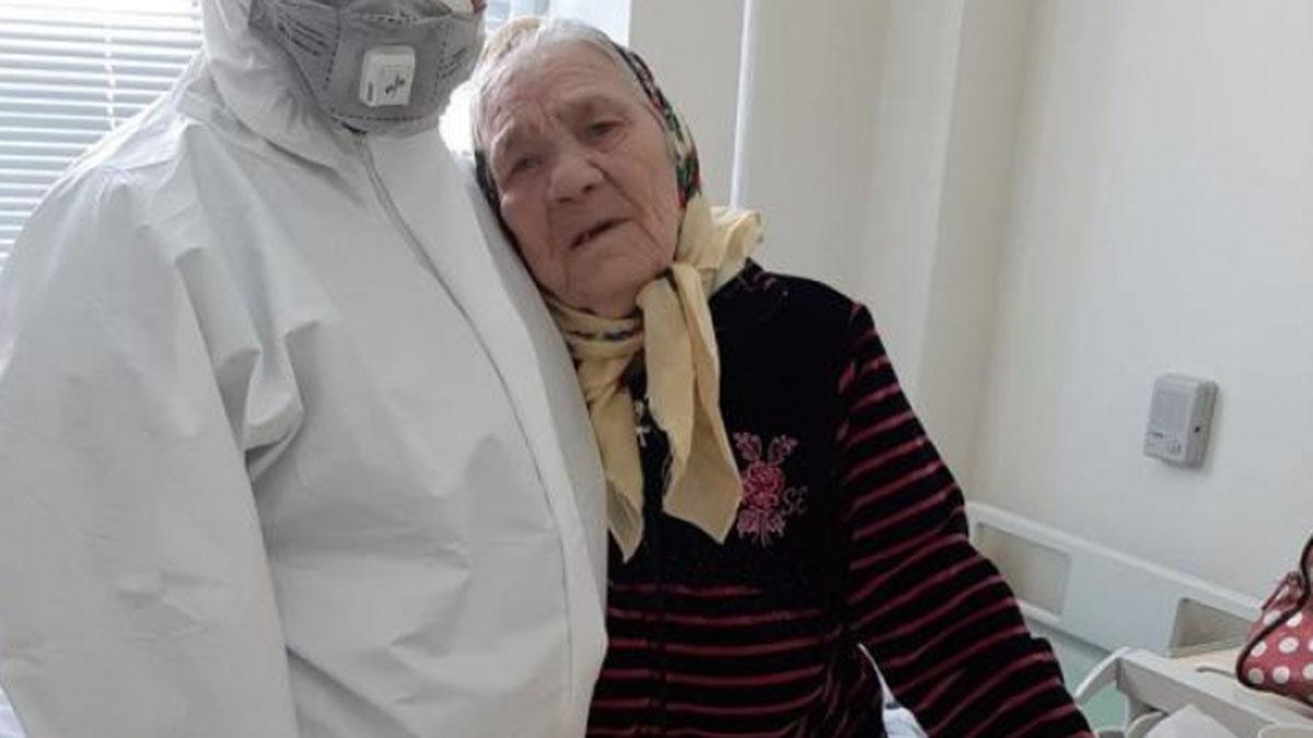 92-летняя пациентка