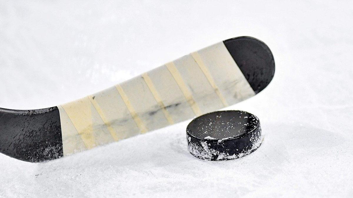 Хоккей Лёд Шайба