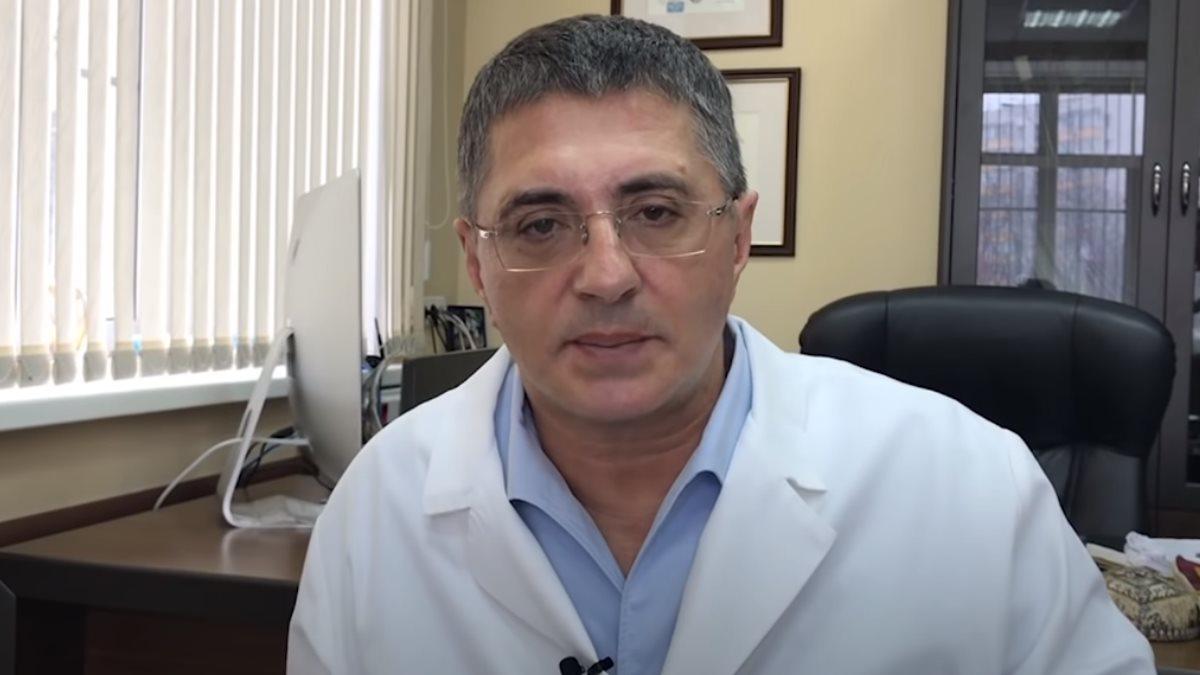 Доктор Александр Мясников кабинет один