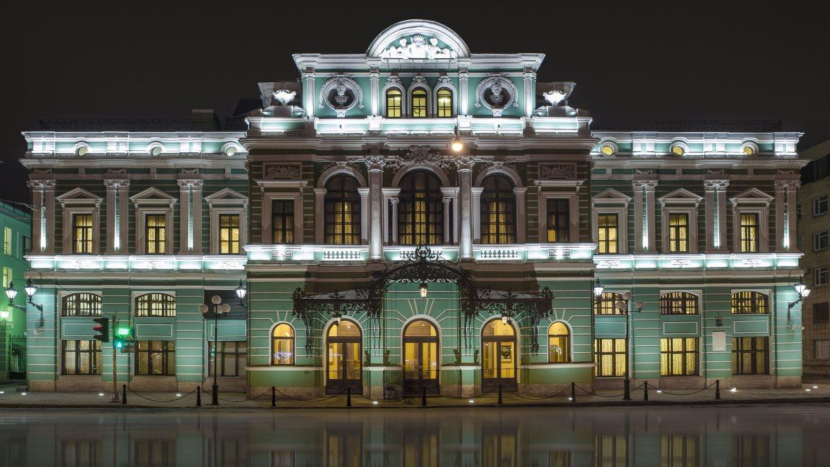 БДТ Большой драматический театр им Товстоногова