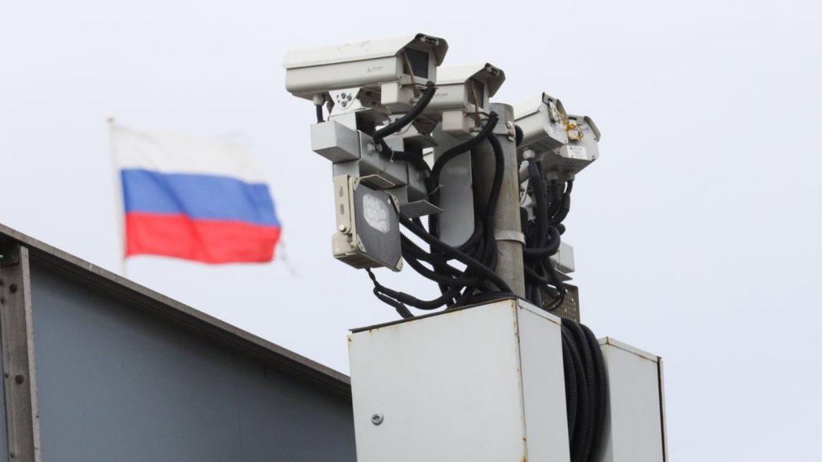 Дорожные камеры фотовидеофиксации флаг