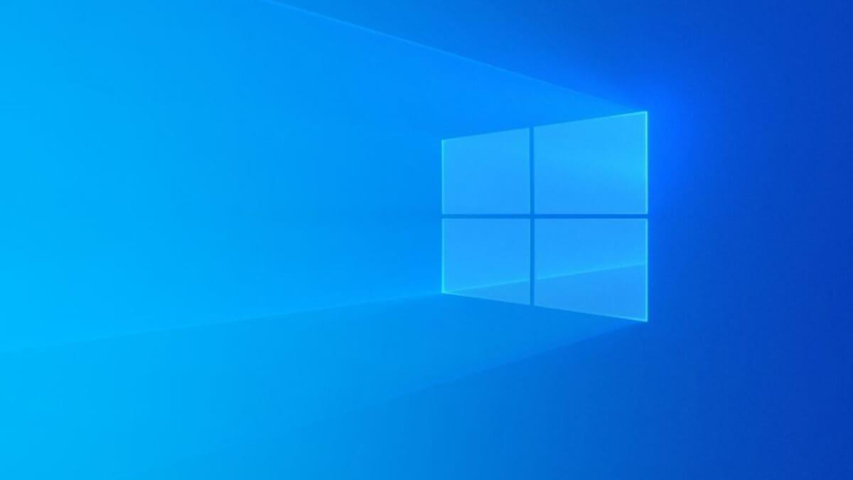Microsoft Windows 10 логотип один
