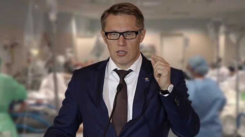 Министр здравоохранения Мурашко