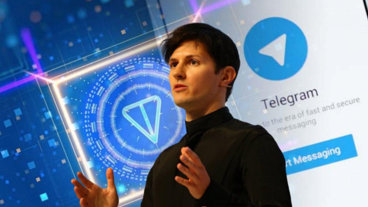 Павел Дуров TON криптовалюта