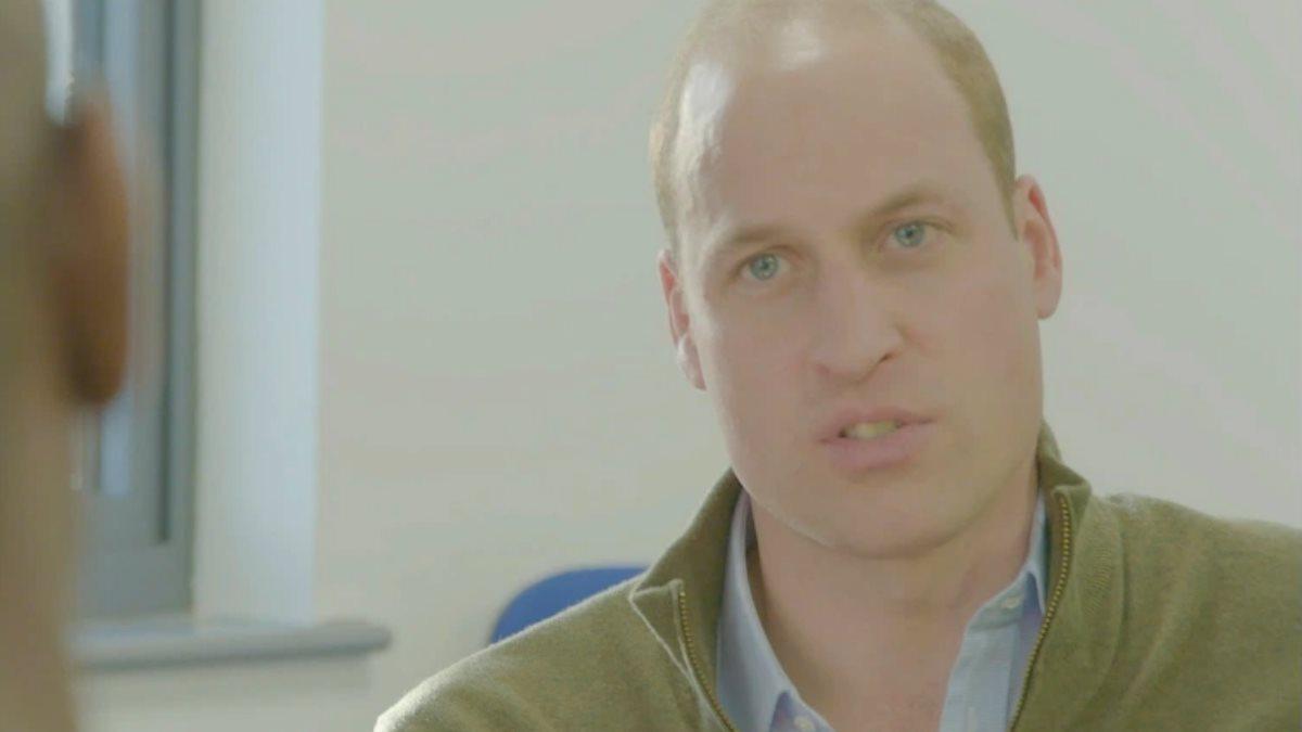 Принц Уильям интервью