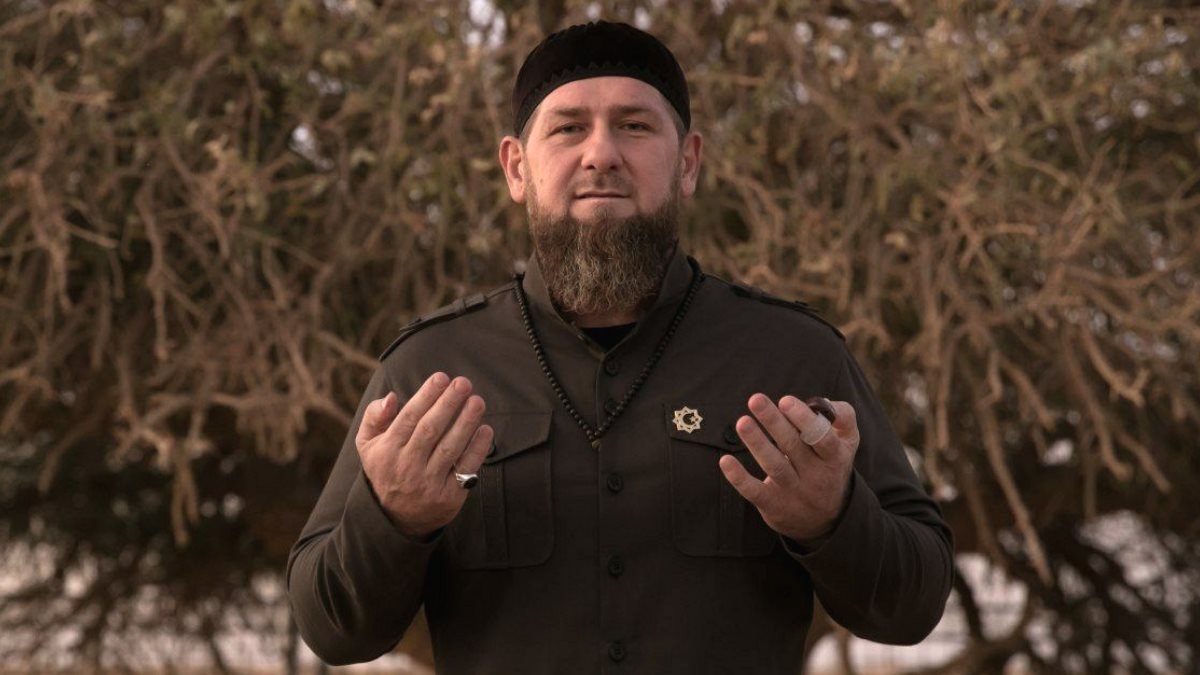Глава Чеченской Республики Рамзан Кадыров Ураза-байрам