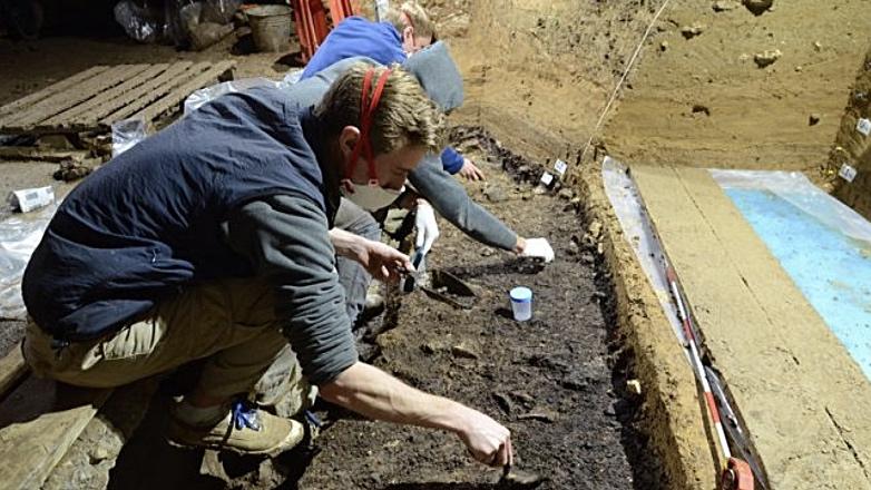 Найден древнейший хомо сапиенс в пещере Болгарии