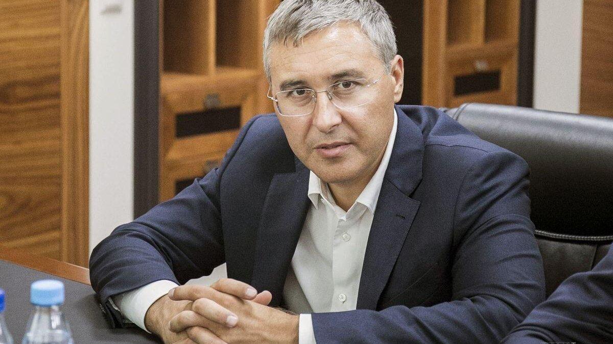 Глава Минобрнауки Валерий Фальков