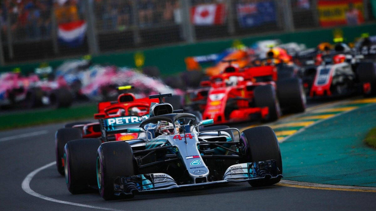 Гранпри гонки Formula-1