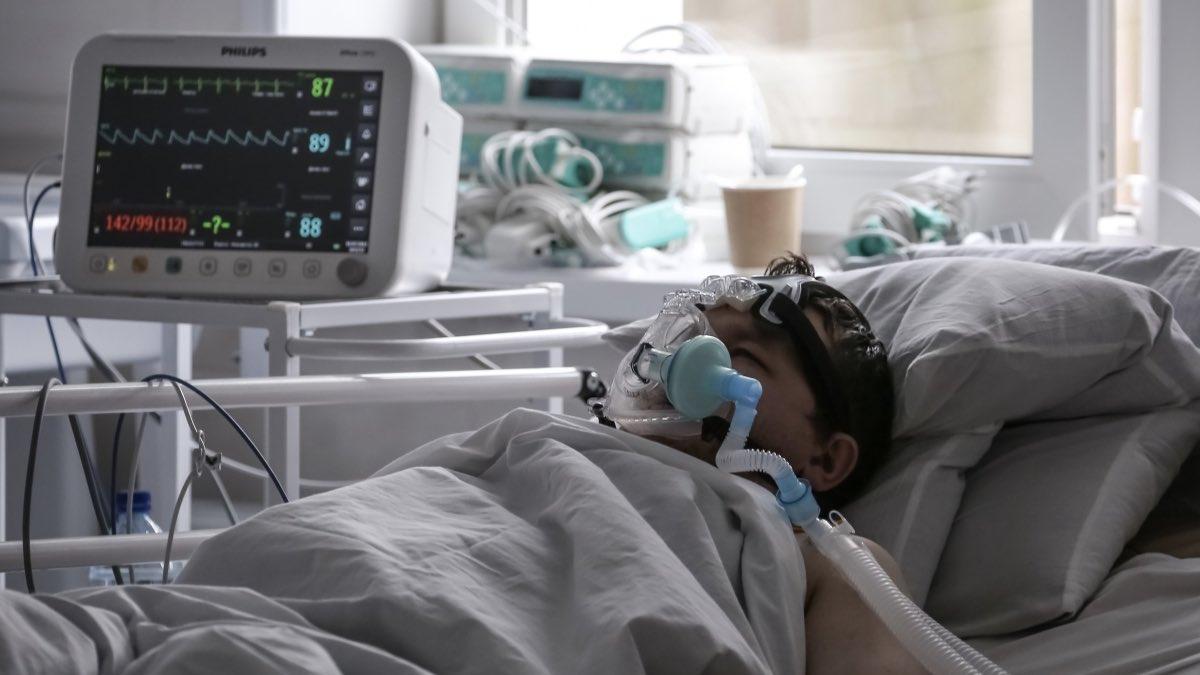 коронавирус больница ИВЛ