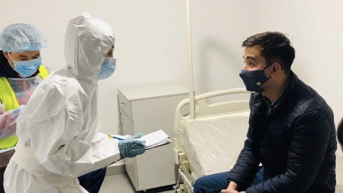 коронавирус казахстан заболевшие