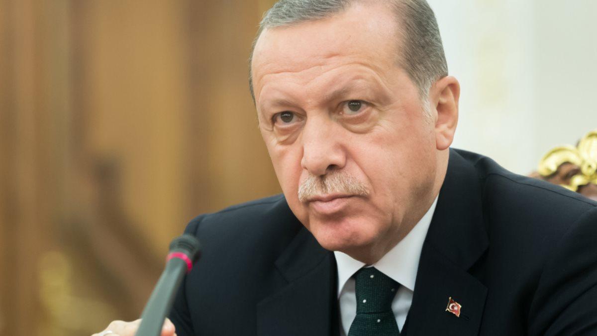 Президент Турции Реджеп Тайип Эрдоган недоволен