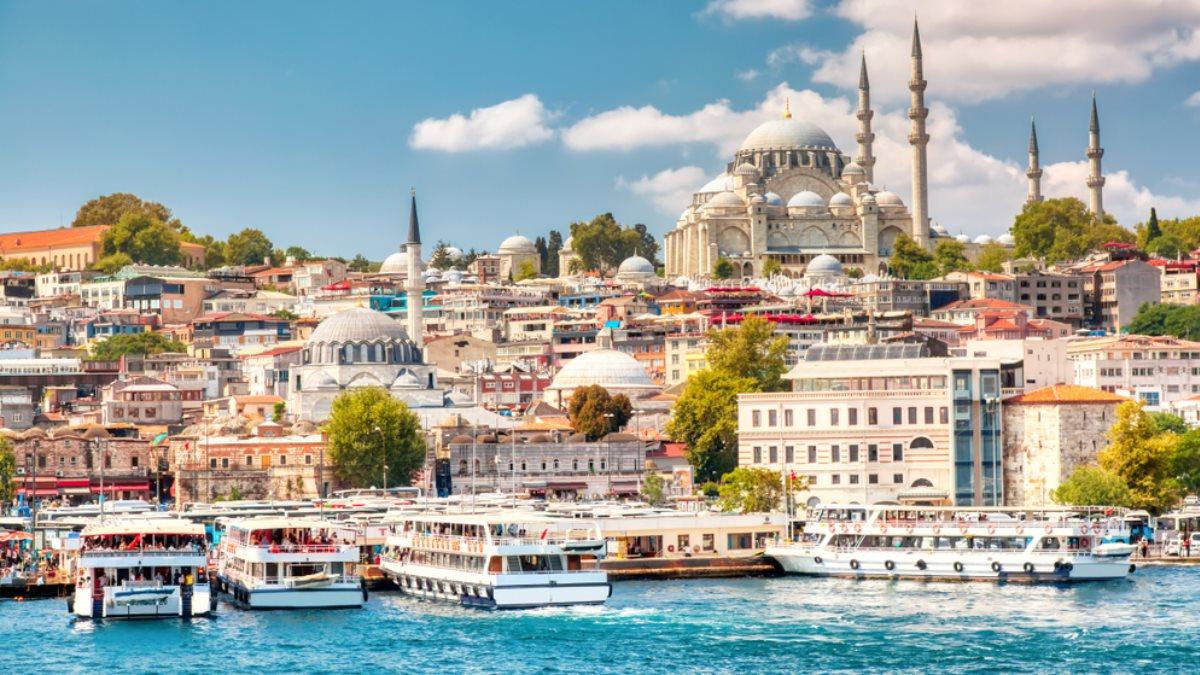 Стамбул Турция туризм