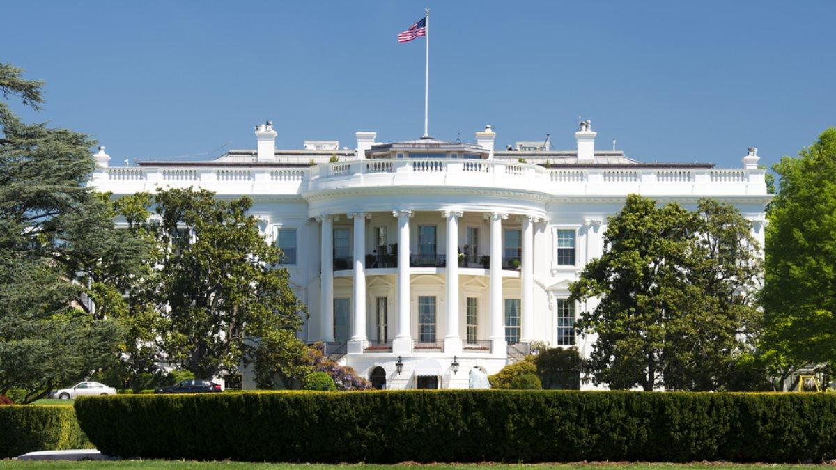 США Белый дом один