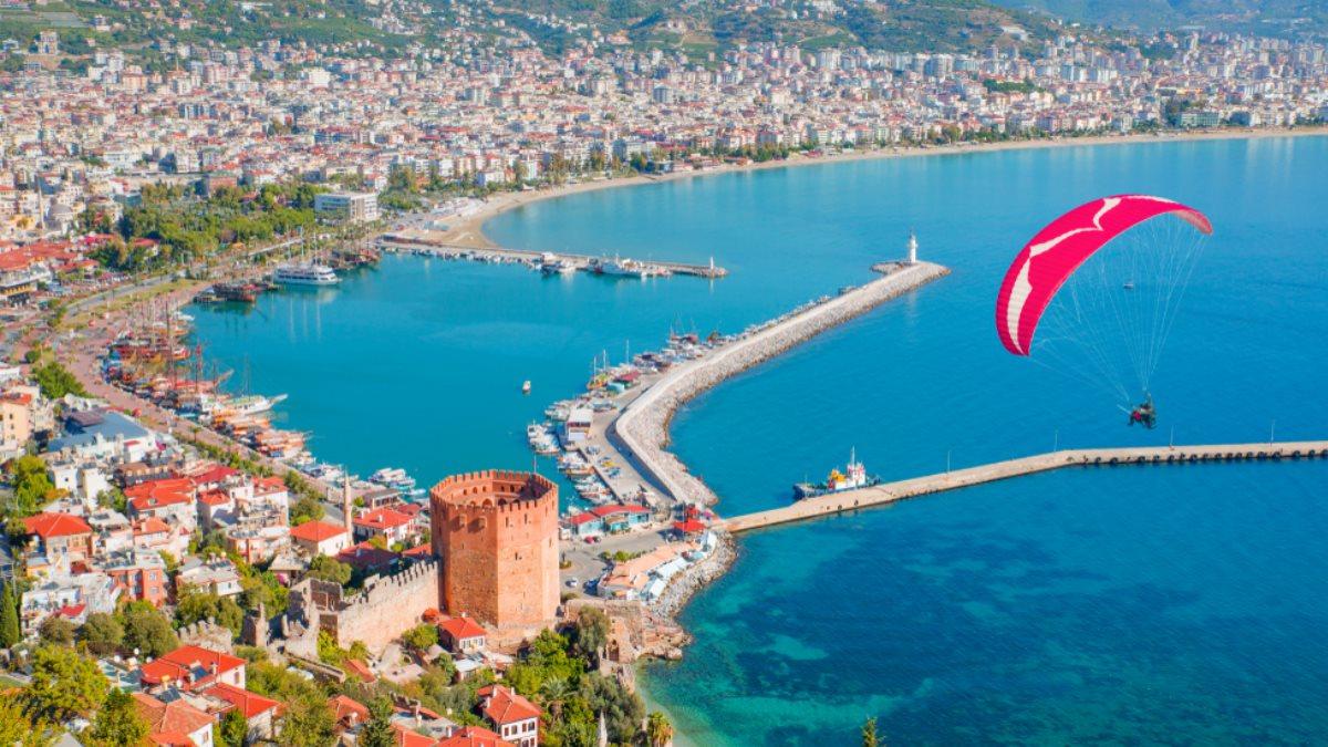 Аланья Турция туризм