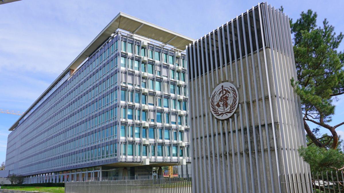 ВОЗ Женева Швейцария Всемирная организация здравоохранения один