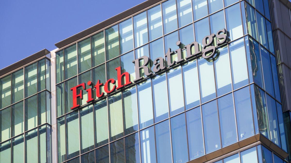 Международное рейтинговое агентство Fitch Ratings логотип