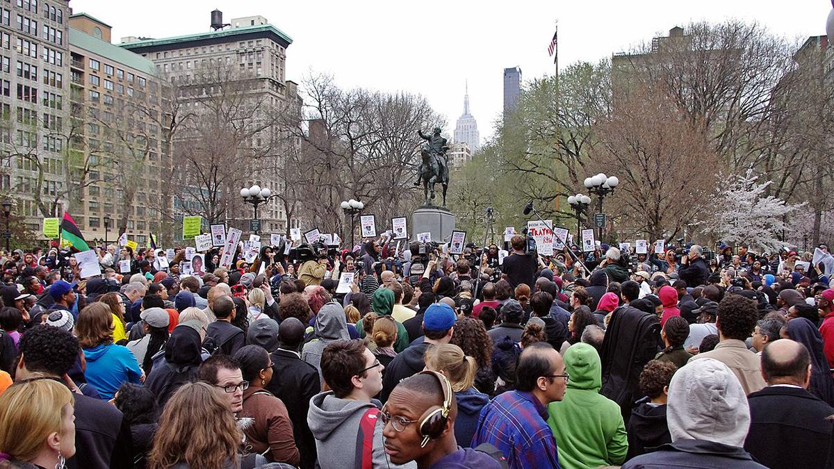 Black Lives Matter Протесты Митинги