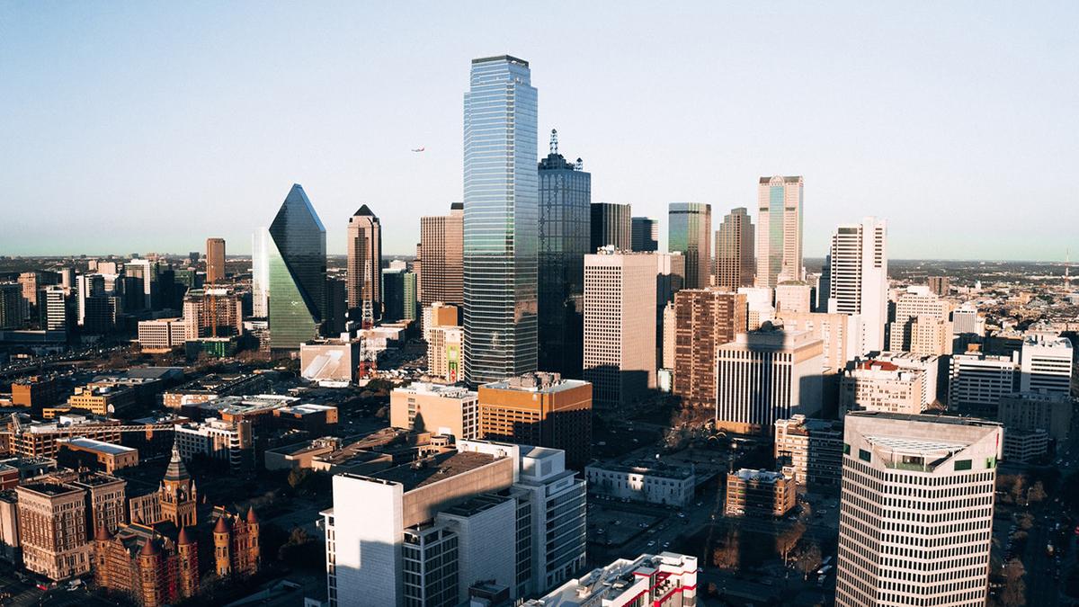город Остин Техас