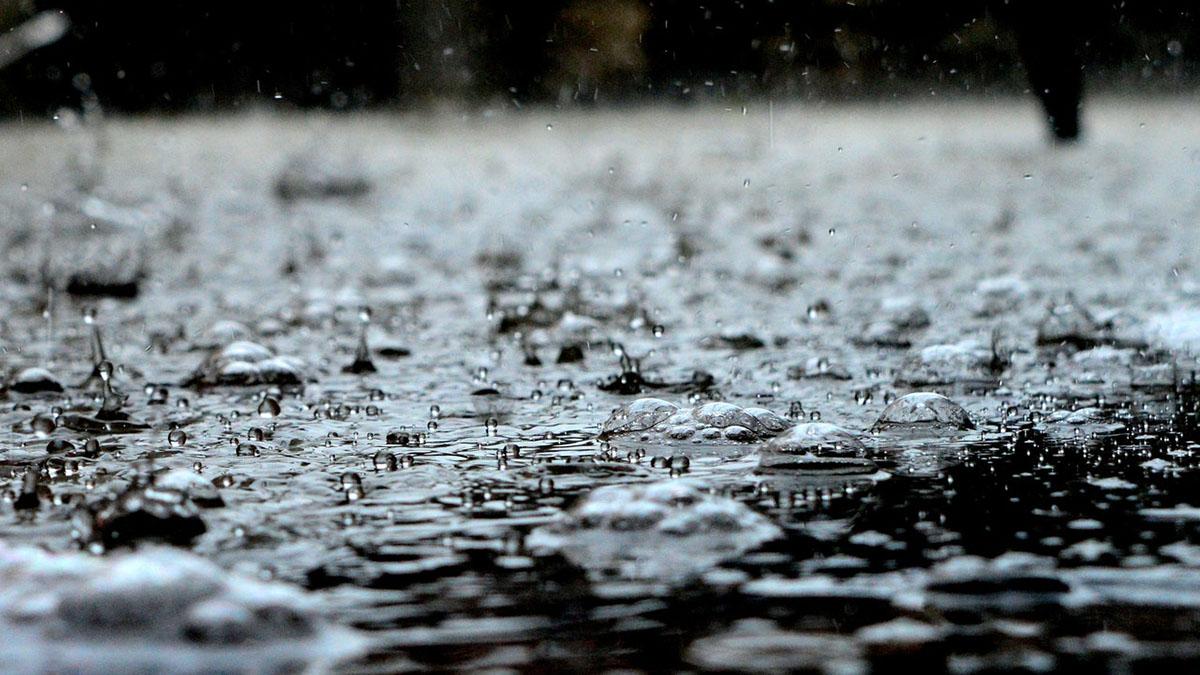 Дождь Ливень Лужи