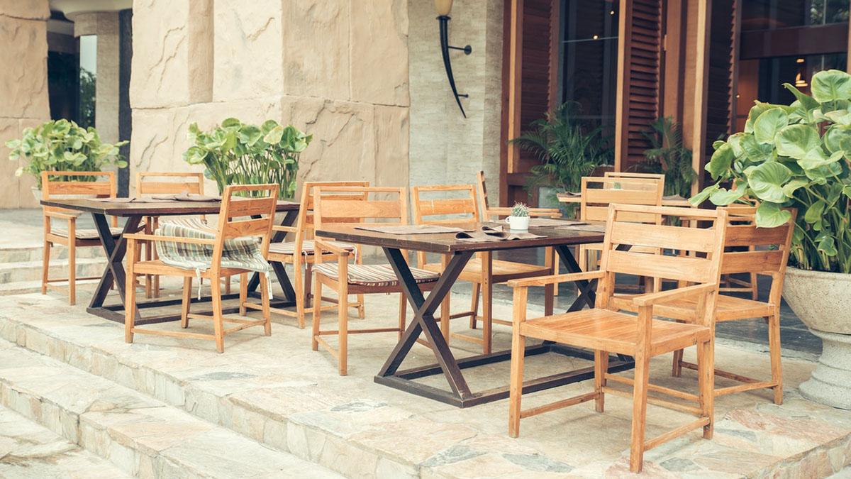 Кафе Летние веранды