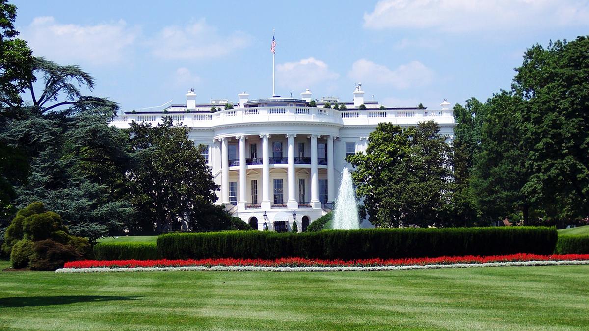 США Белый дом два