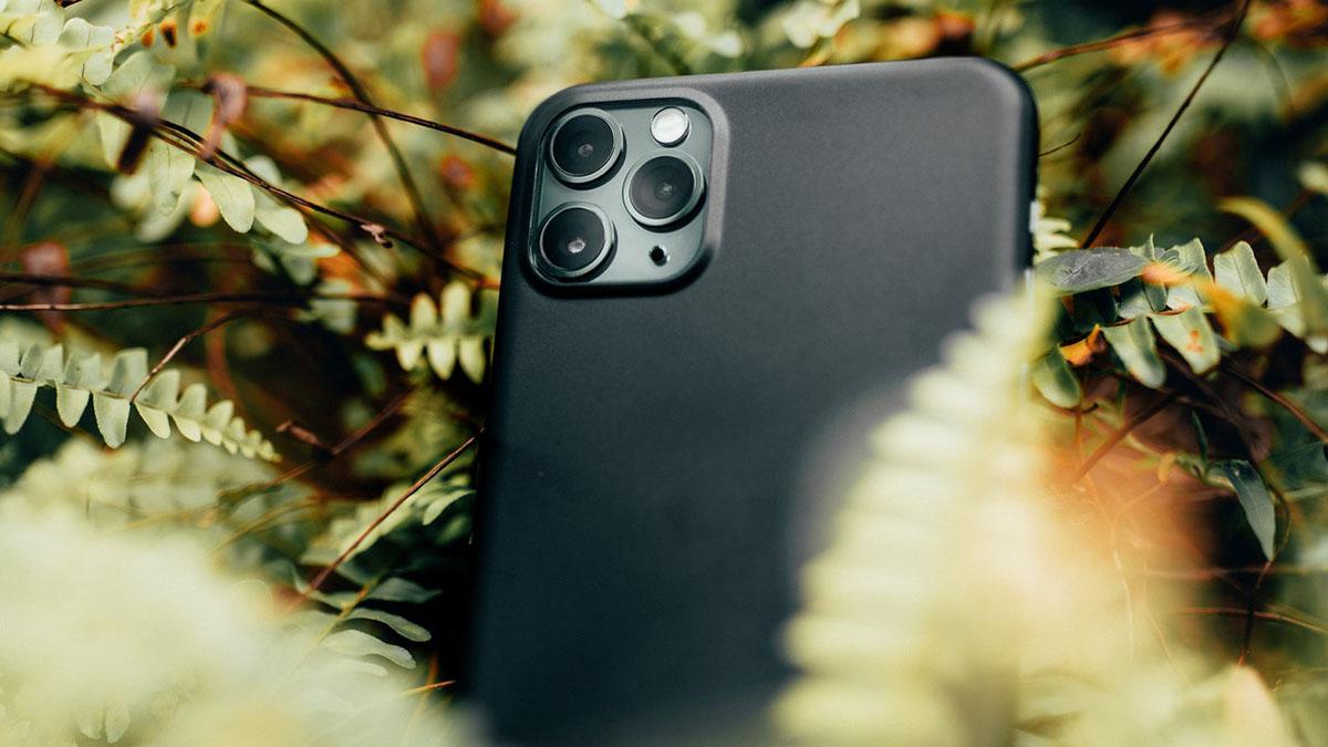 предполагаемый вид IPhone 12 Pro Max