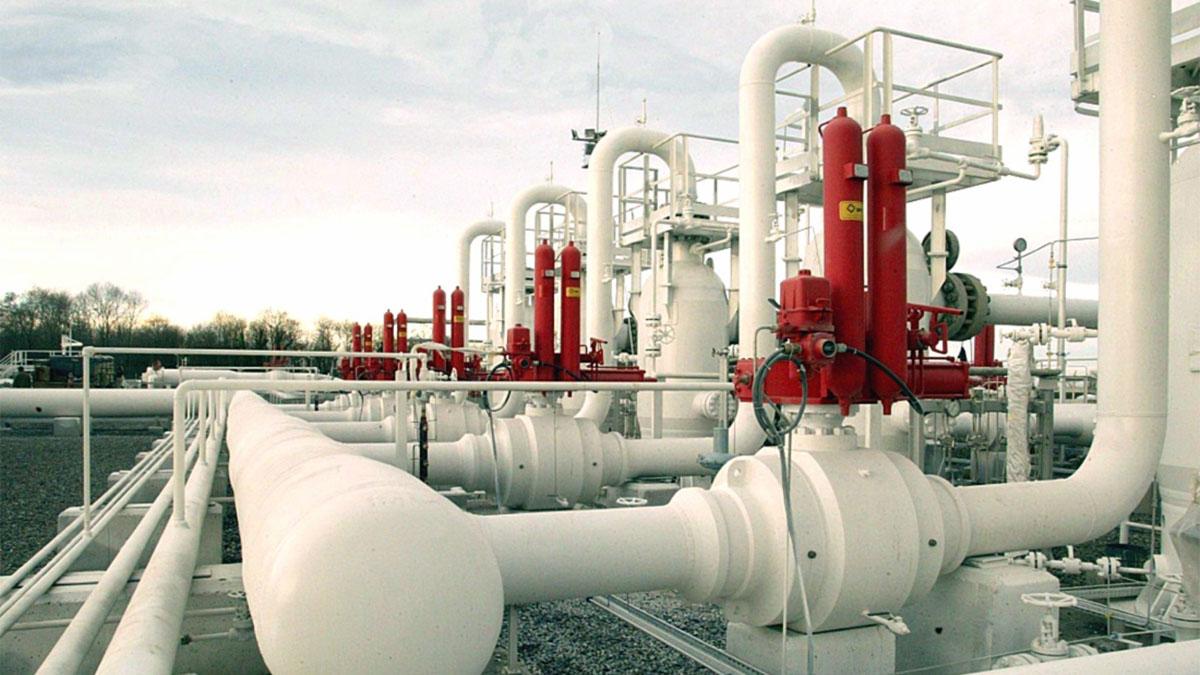 Турецкий поток Газ