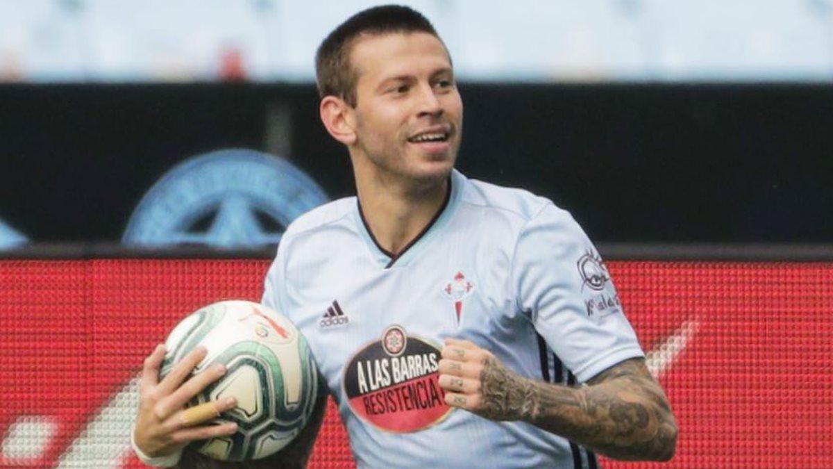 Футболист Фёдор Смолов - Celta - Сельта