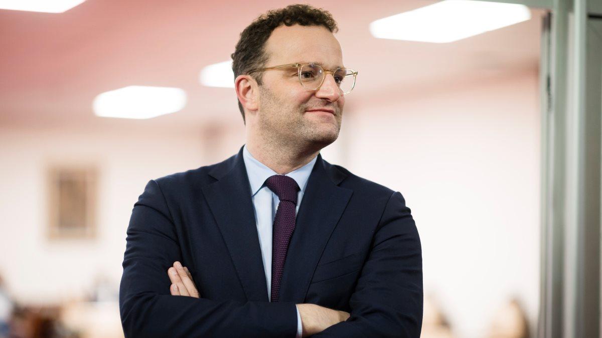 Министр здравоохранения Германии Йенс Шпан один