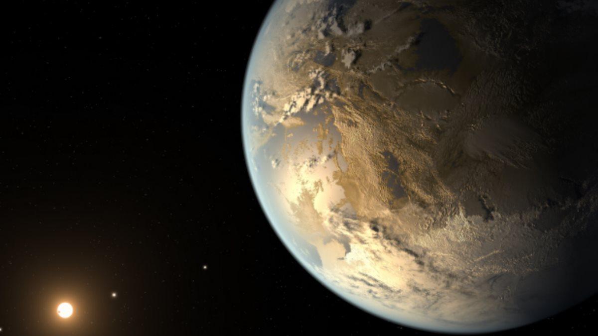Планета Kepler-160 Кеплер-160
