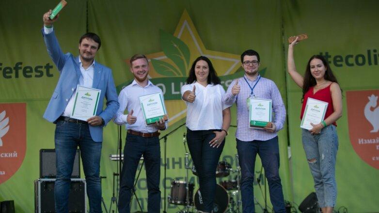 Лауреаты ECO BEST AWARD