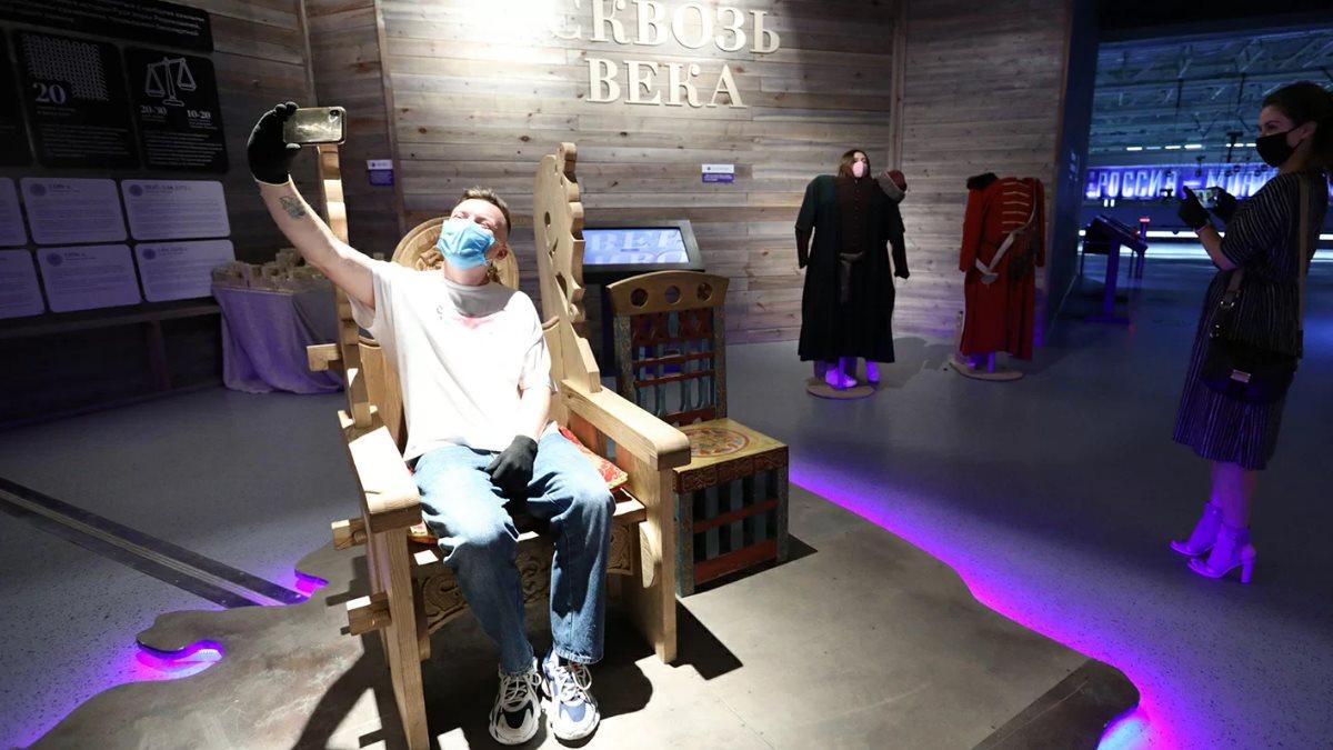 Музей ВДНХ выставка коронавирус