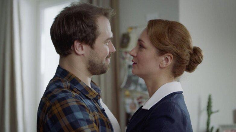Кадр из сериала Надежда