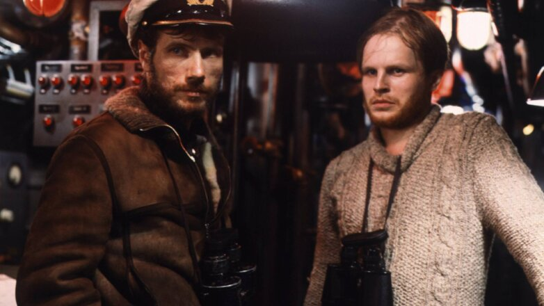 кадр из фильма Das Boot