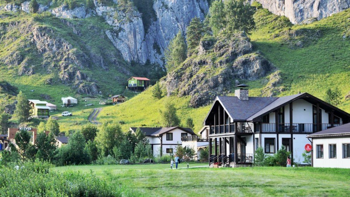 Туризм турбаза гостевой дом база отдыха горы отпуск