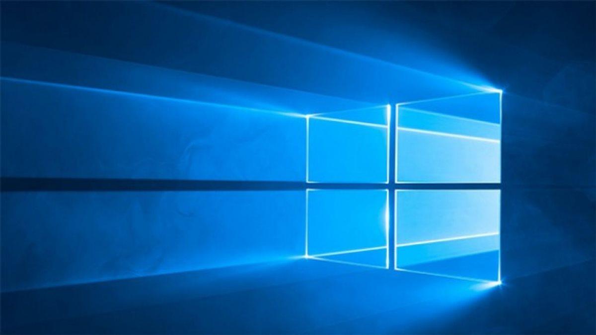Microsoft Windows 10 логотип два